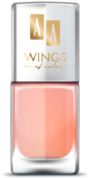 Lac de unghii - AA Cosmetics Wings Of Colors Nail Lacquer — Imagine N1