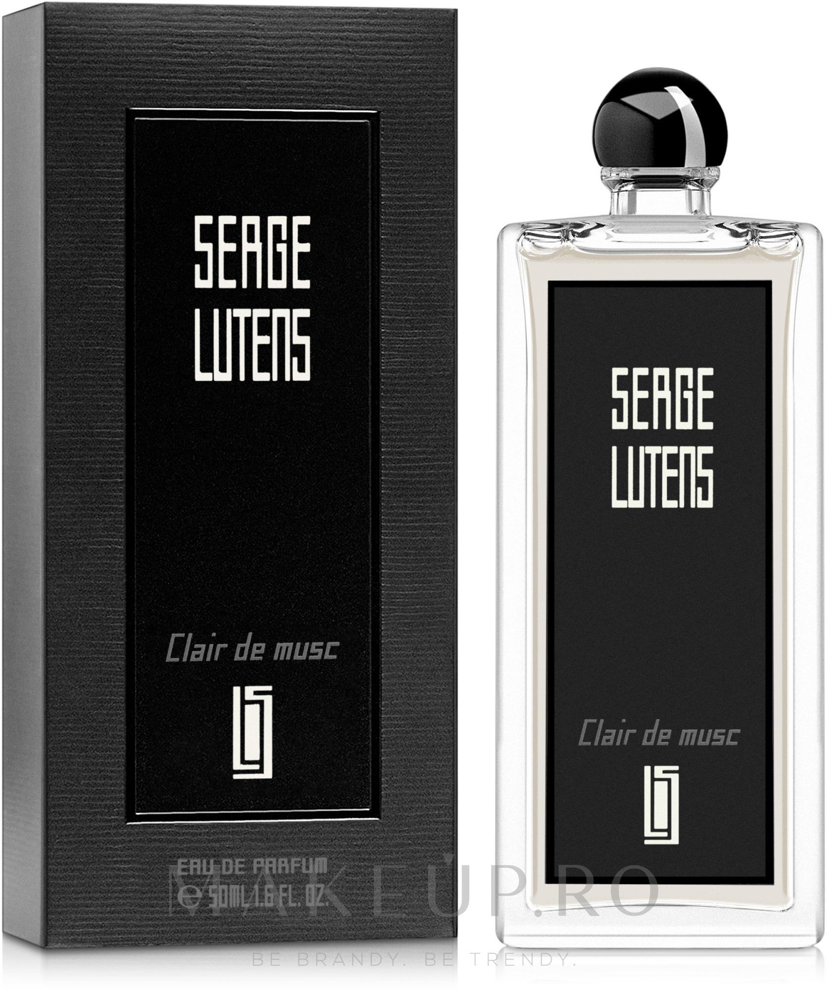 Serge Lutens Clair De Musc - Apă de parfum — Imagine 50 ml