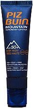 Parfumuri și produse cosmetice Balsam de buze - Piz Buin Mountain Suncream + Lipstick SPF50