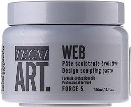 Pastă de modelare a părului - L'Oreal Professionnel Tecni.art A-Head Web Force 5 — Imagine N1