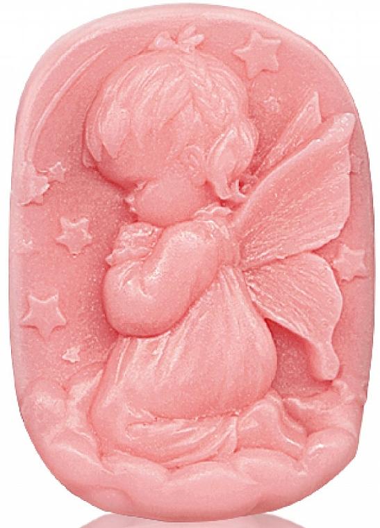 Săpun cu glicerină - Bulgarian Rose Glycerin Fragrant Soap Pink Angel