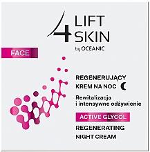 Parfumuri și produse cosmetice Cremă de noapte pentru față - Lift4Skin Active Glycol Regenerating Night Cream