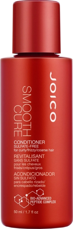 Balsam anti-electrizare - Joico Smooth Cure Conditioner Sulfate-Free — Imagine N2