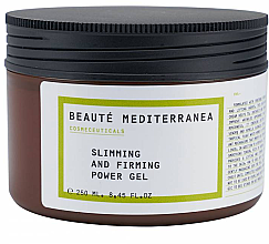 Parfumuri și produse cosmetice Gel de corp - Beaute Mediterranea Slimming And Firming Power Gel