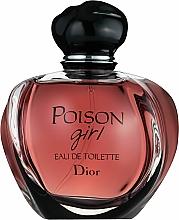 Parfumuri și produse cosmetice Dior Poison Girl - Apă de toaletă (tester cu capac)