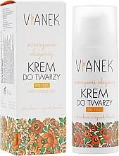 Parfumuri și produse cosmetice Cremă nutritivă de noapte pentru față - Vianek Nourishing Night Cream