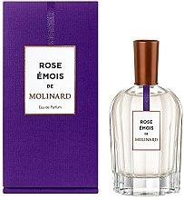 Parfumuri și produse cosmetice Molinard Rose Emois - Apă de parfum