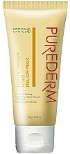 """Parfumuri și produse cosmetice Mască- peliculă pentru față """"Aur"""" - Purederm Luxury Therapy Gold Peel-Off Mask"""
