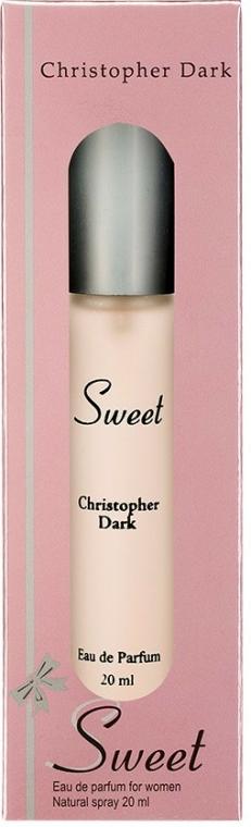 Christopher Dark Sweet - Apă de parfum (mini)