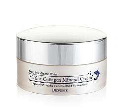 Parfumuri și produse cosmetice Cremă cu colagen marin pentru față - Marine Collagen Mineral Cream, Deoproce