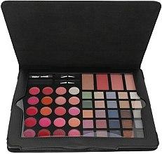 Parfumuri și produse cosmetice Paletă de machiaj - Cosmetic 2K iCatching Pad Palette Black