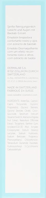 Emulsie pentru ten normal și uscat - Swiss Line Water Shock Comforting Emulsion Cleanser — Imagine N3