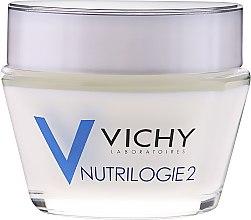 Parfumuri și produse cosmetice Cremă pentru pielea foarte uscată - Vichy Nutrilogie 2 Intensive for Dry Skin