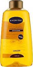 Parfumuri și produse cosmetice Săpun lichid cu extract de argan - Avenida Liquid Soap