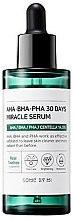 Parfumuri și produse cosmetice Ser cu acid pentru piele problematică - Some By Mi AHA BHA PHA 30 Days Miracle Serum