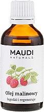 Ulei cu extract de zmeură - Maudi — Imagine N1