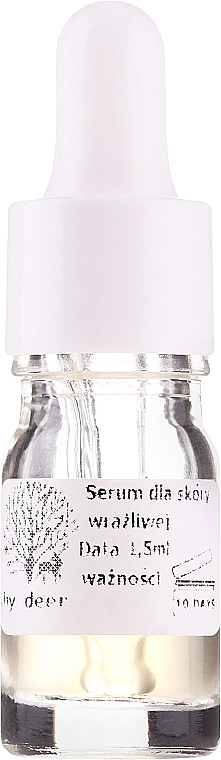 Set pentru ten gras și combinat - Shy Deer (emulsion/7ml + peel/7ml + tonic/7ml + elixir/1.5ml + cr/2ml + cr/3ml + cr/3ml) — Imagine N3