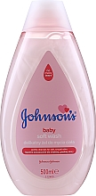 Parfumuri și produse cosmetice Gel de duș pentru copii - Johnson's Baby Soft Wash Gel