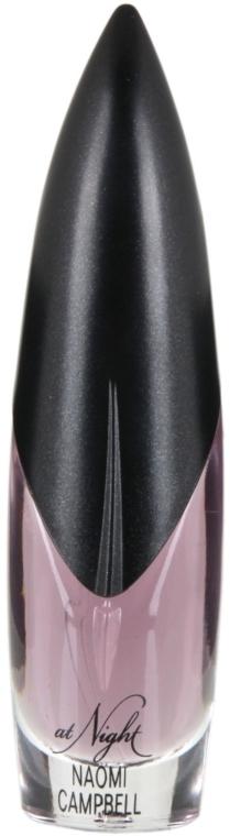 Naomi Campbell At Night - Apă de toaletă — Imagine N2
