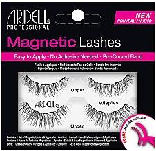 Parfumuri și produse cosmetice Gene false - Ardell Magnetic Strip Lash Wispies