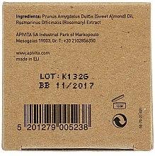 Ulei natural de migdale - Apivita Aromatherapy Organic Almond Oil — Imagine N3