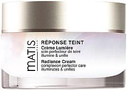 Parfumuri și produse cosmetice Cremă de față - Matis Paris Reponse Teint Radiance Cream
