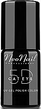 "Parfumuri și produse cosmetice Lac-gel de unghii ""Cat's eye 5D"" - NeoNail Professional Cateye 5D Uv Gel Polish"