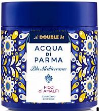 Parfumuri și produse cosmetice Acqua Di Parma Blu Mediterraneo Fico di Amalfi - Scrub pentru corp