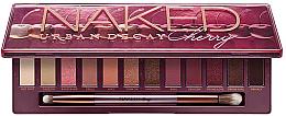 Parfumuri și produse cosmetice Paletă fard de ochi - Urban Decay Naked Cherry Eyeshadow Palette