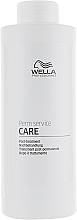 Parfumuri și produse cosmetice Soluție pentru ondulare permanentă - Wella Professionals Perm Service Care Post Treatment