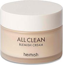 Parfumuri și produse cosmetice Cremă hidratantă pentru față - Heimish All Clean Blemish Cream