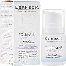 Parfumuri și produse cosmetice Cremă antirid calmantă - Dermedic Tolerans Calming Anti-Wrinkle Cream