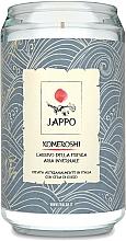 Parfumuri și produse cosmetice Lumânare parfumată  - FraLab Jappo Komeroshi Scented Candle