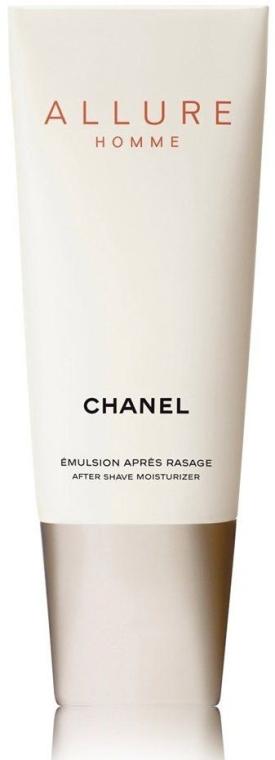 Chanel Allure Homme - Emulsie după ras — Imagine N1