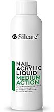 Parfumuri și produse cosmetice Lichid acrilic - Silcare Nail Acrylic Liquid Standart Medium Action