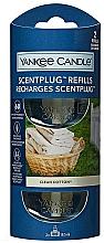 Parfumuri și produse cosmetice Rezervă pentru lampa aromatică electrică - Yankee Candle Clean Cotton Refill Scent Plug