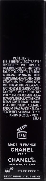 Balsam de buze - Chanel Rouge Coco Baume — Imagine N4