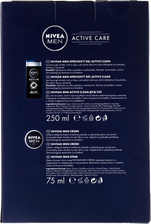 Set - Nivea Active Care (sh/gel/250ml+cream/75ml) — Imagine N2