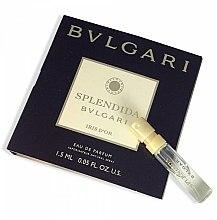 Parfumuri și produse cosmetice Bvlgari Splendida Iris D`Or - Apă de parfum (tester)