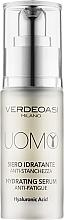 Parfumuri și produse cosmetice Ser hidratant anti-oboseală pentru față - Verdeoasi Hydrating Serum Anti-Fatigue