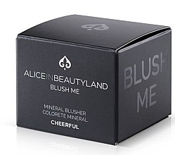 Fard de obraz - Alice In Beautyland Blush Me — Imagine N2
