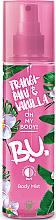Parfumuri și produse cosmetice Spray de corp - B.U. Frangipani & Vanilla Body Mist