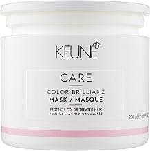 """Parfumuri și produse cosmetice Mască de păr """"Intensitatea culorii"""" - Keune Care Color Brillianz Mask"""