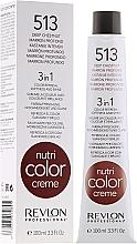 Parfumuri și produse cosmetice Balsam de păr - Revlon Professional Nutri Color Creme 3 in 1