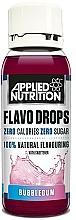 "Parfumuri și produse cosmetice Arome alimentare naturale ""Chewing gum"" - Applied Nutrition Flavo Drops Bubblegum"