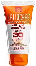 Parfumuri și produse cosmetice Gel ușor de protecție solară - Cantabria Labs Heliocare Advanced Silk Gel SPF30