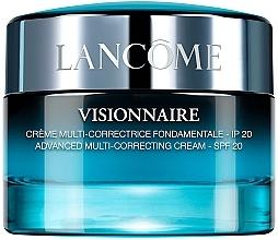 Parfumuri și produse cosmetice Cremă anti-îmbătrânire anticearcan SPF 20 - Lancome Visionnaire Advanced Multi-Correcting Cream SPF 20