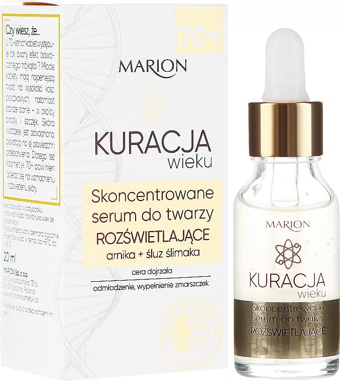 Ser facial concentrat - Marion Age Treatment Serum 70+