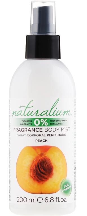 """Spray de corp """"Peach"""" - Naturalium Body Mist Peach — Imagine N2"""