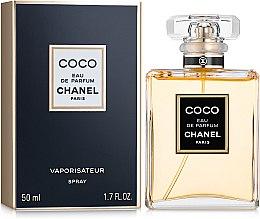 Chanel Coco - Apă de parfum (tester cu capac) — Imagine N2